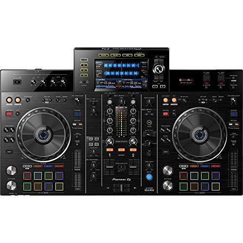 Pioneer XDJRX2 - Mesa de mezclas de DJ todo en uno para Rekordbox