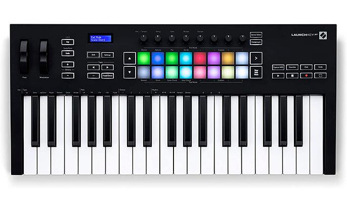 teclado midi amazon