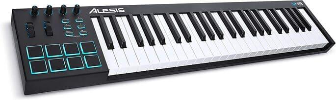 teclado midi alesis v49