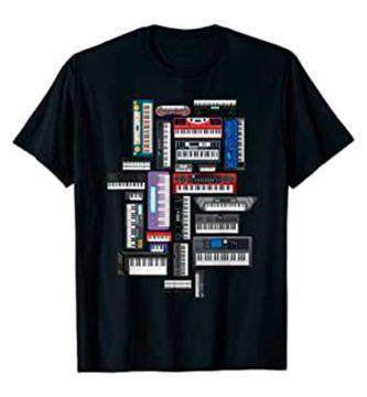 camisetas productor musical