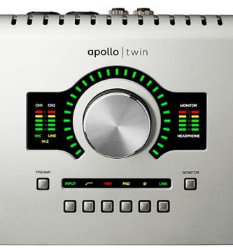 interface apollo twin