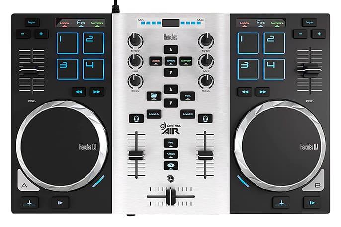 Controladores de DJ para principiantes
