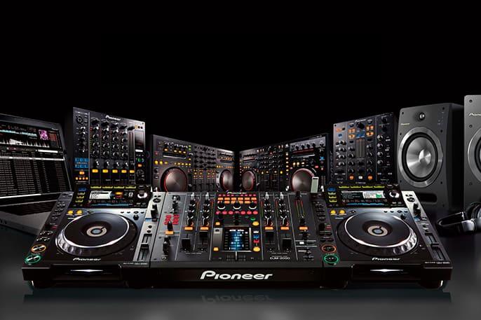 controladores dj pioneer amazon