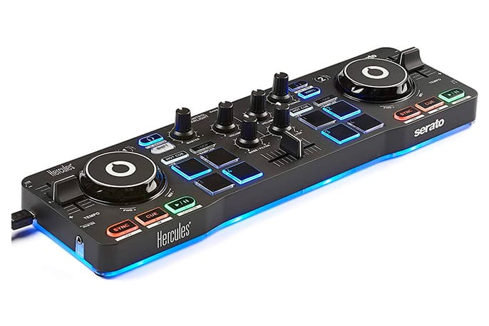 Controlador de DJ baratos