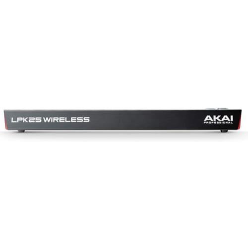 lpk25 wireless de perfil
