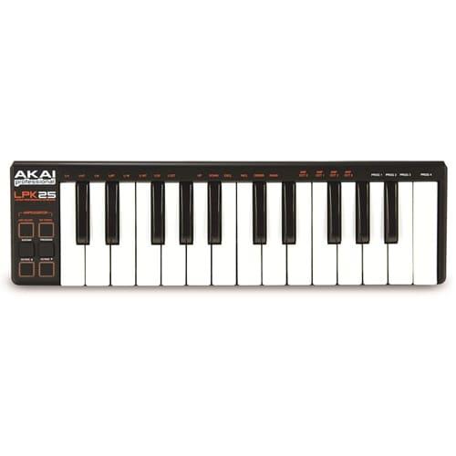 teclado lpk 25