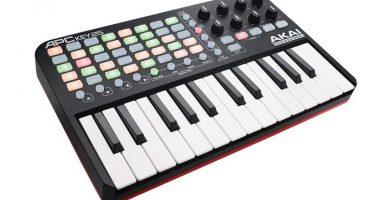 teclado akai apc key 25