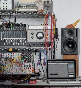 sintetizadores modulares