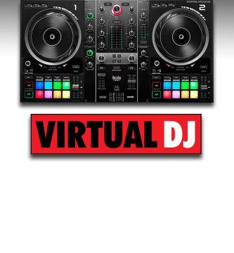 portada de inpulse 500 y virtual dj