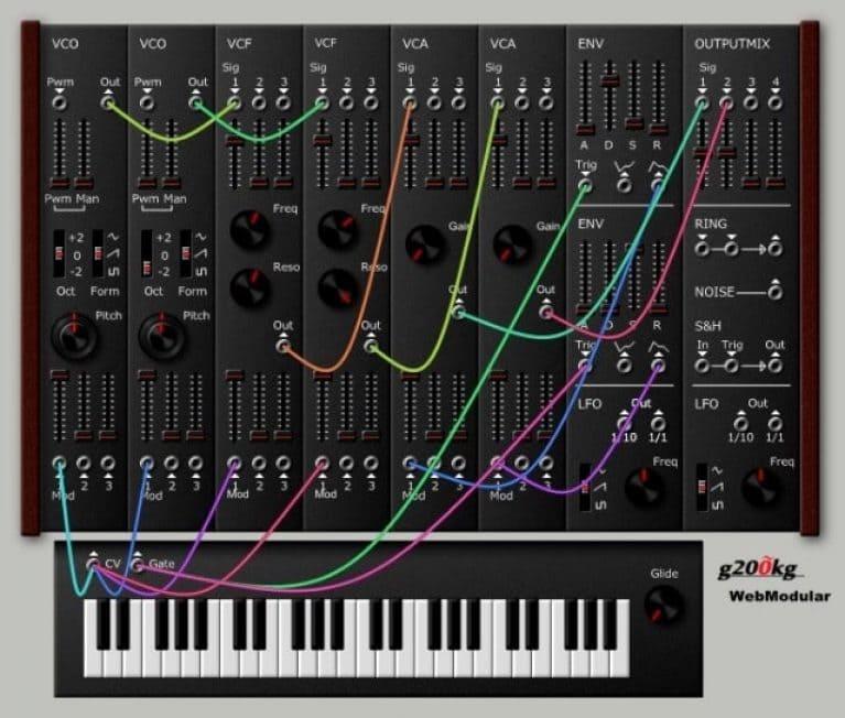 sintetizador online