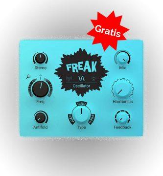 """plugin freak con etiqueta """"gratis"""""""