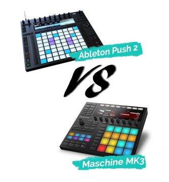 ableton push 2 vs maschine mk 3